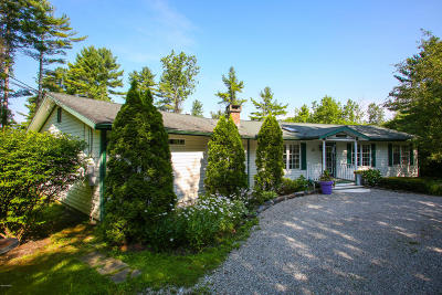 Berkshire County Single Family Home For Sale: 29 Mahkeenac Rd