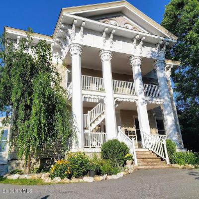 Adams, Clarksburg, Florida, New Ashford, North Adams, Savoy, Williamstown Condo/Townhouse For Sale: 388 Ashland St #3