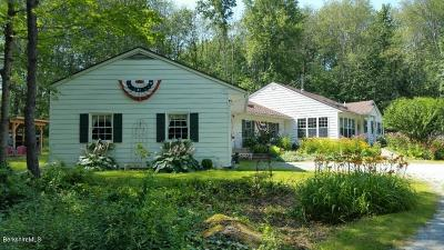 Single Family Home For Sale: 318 State Rd
