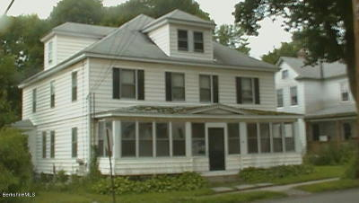Pittsfield Multi Family Home For Sale: 157 Brown St
