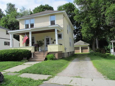 Pittsfield Multi Family Home For Sale: 19 Harding St