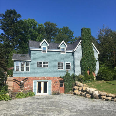 Berkshire County Single Family Home For Sale: 953 W Center Rd