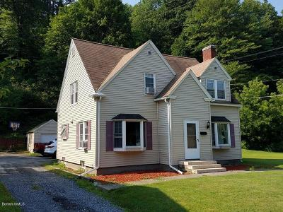 North Adams Single Family Home For Sale: 160 West Main St