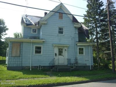 Pittsfield Multi Family Home For Sale: 23-25 High St