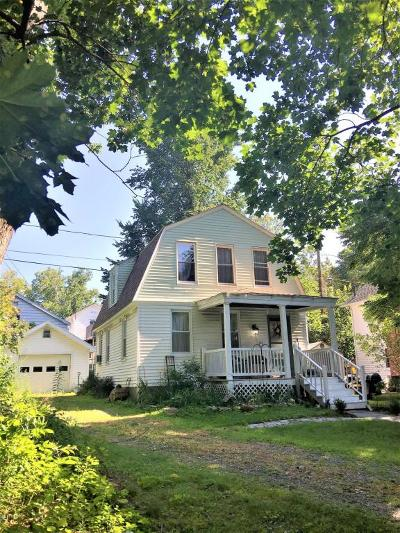 Berkshire County Single Family Home For Sale: 1 Park St