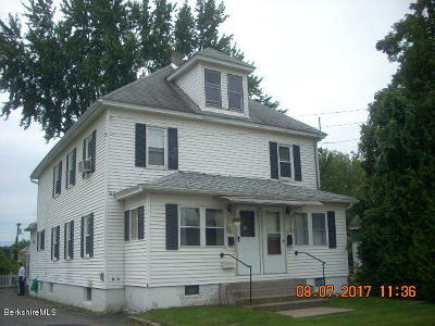 Pittsfield Multi Family Home For Sale: 14-16 Lombard St