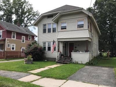 Pittsfield Multi Family Home For Sale: 57 Ontario St