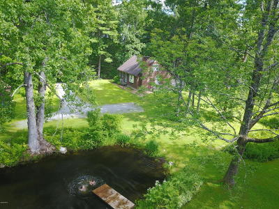 Monterey MA Single Family Home For Sale: $389,000