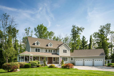 Great Barrington Single Family Home For Sale: 26 Burning Tree Road Rd