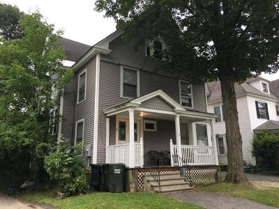Pittsfield Multi Family Home For Sale: 49 Bartlett Ave