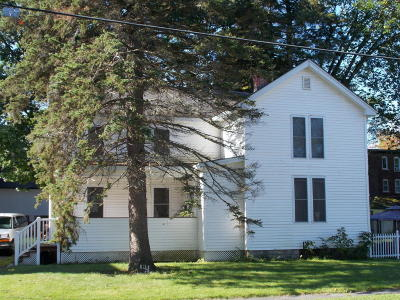 Pittsfield Single Family Home For Sale