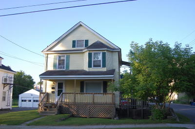 Pittsfield Multi Family Home For Sale: 275 Linden St