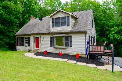 Berkshire County Single Family Home For Sale: 500 Old Windsor Rd
