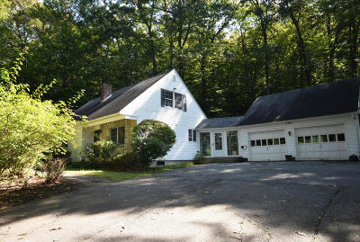 Pittsfield Single Family Home For Sale: 444 Cheshire Rd