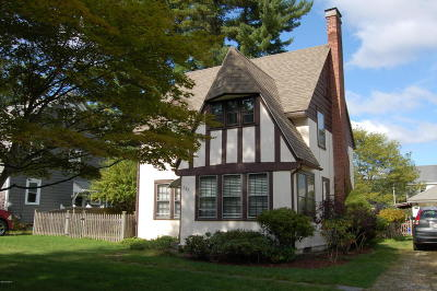Pittsfield Single Family Home For Sale: 285 Pomeroy Ave
