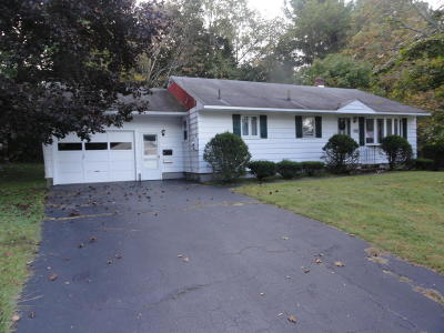 Pittsfield Single Family Home For Sale: 68 Preston Ave