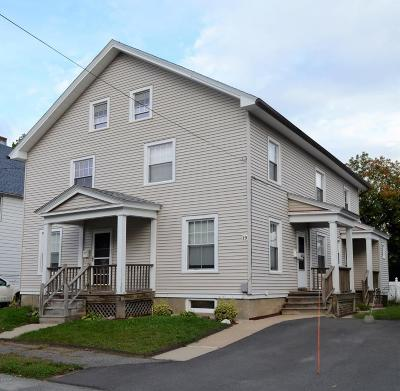 Pittsfield Multi Family Home For Sale: 17-19 Copley Ter