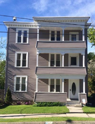 Pittsfield Multi Family Home For Sale: 83 West Union St