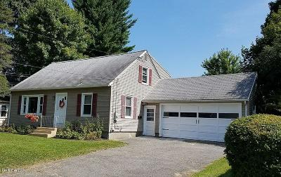 Pittsfield Single Family Home For Sale: 71 Adelaide Ave