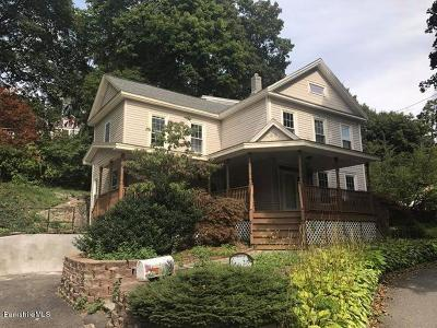 North Adams Single Family Home For Sale: 23 Windom Ter