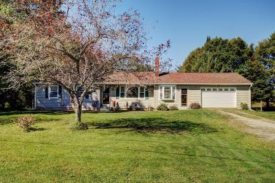 Hinsdale MA Single Family Home For Sale: $220,000