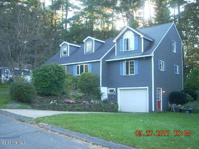 Pittsfield MA Single Family Home For Sale: $224,900