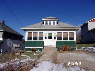 Adams Single Family Home For Sale: 18 Turners Ave