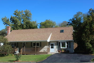 Pittsfield Single Family Home For Sale: 67 Newton Ave