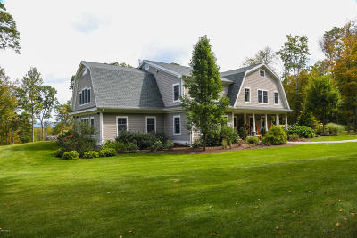 Berkshire County Single Family Home For Sale: 34 Ox Bow Rd