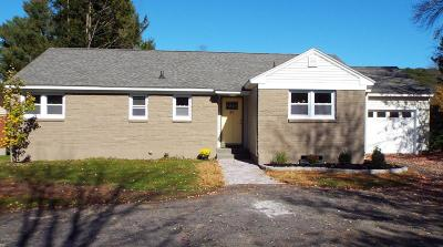 Pittsfield MA Single Family Home For Sale: $249,000