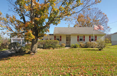 Hinsdale MA Single Family Home For Sale: $175,139