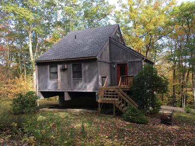 Tyringham MA Single Family Home For Sale: $329,000
