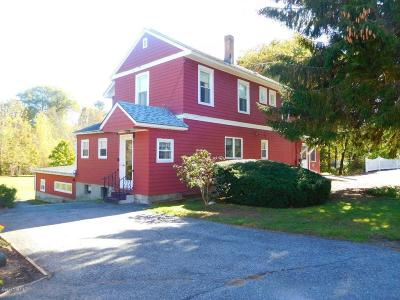 Pittsfield Single Family Home For Sale: 55 Lowden St