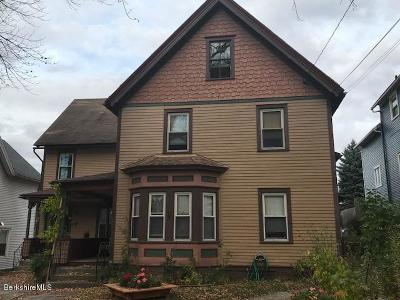 Adams Multi Family Home For Sale: 8-10 Cherry St