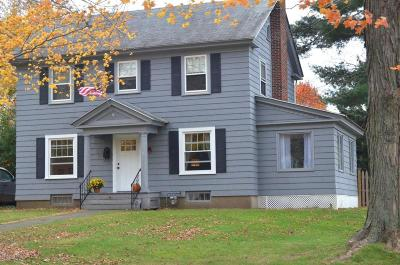 Pittsfield Single Family Home For Sale: 71 Bishop Pkwy
