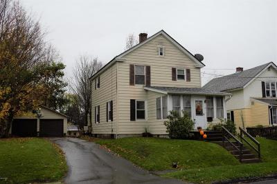 Pittsfield Single Family Home For Sale: 49 McArthur St
