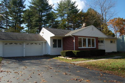 Pittsfield Single Family Home For Sale: 78 Kittredge Rd