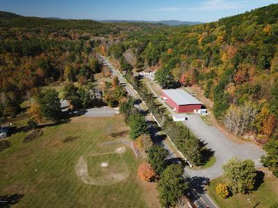 Berkshire County Single Family Home For Sale: 443 to 454 Monterey Rd
