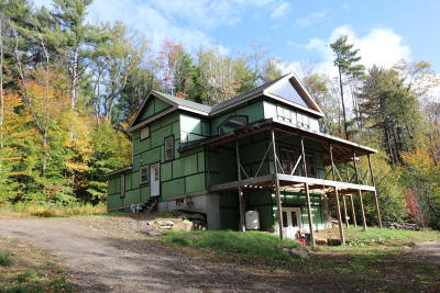 Berkshire County Single Family Home For Sale: 189 Hayes Hill Rd