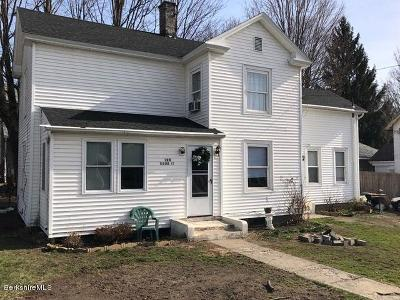 Pittsfield Single Family Home For Sale: 124 2nd St