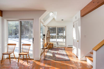 Berkshire County Single Family Home For Sale: 1499 Mill River Gt Barrington Rd
