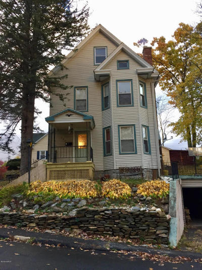 North Adams Single Family Home For Sale: 124 North Holden St