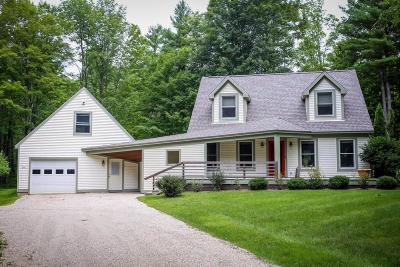 Alford, Becket, Egremont, Great Barrington, Lee, Lenox, Monterey, Mt Washington, New Marlborough, Otis, Sandisfield, Sheffield, South Lee, Stockbridge, Tyringham, West Stockbridge Single Family Home For Sale: 200 New Marlboro Sandisfield Rd