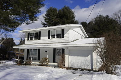 Pittsfield Single Family Home For Sale: 198 Partridge Rd