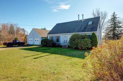 Cheshire, Dalton, Hancock, Hinsdale, Lanesboro, Peru, Pittsfield, Richmond, Windsor Single Family Home For Sale: 500 Peru Rd