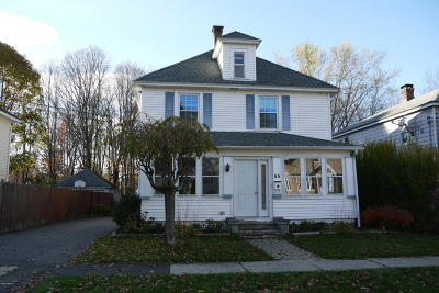 Pittsfield Single Family Home For Sale: 55 Marcella Ave