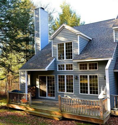 Cheshire, Dalton, Hancock, Hinsdale, Lanesboro, Peru, Pittsfield, Richmond, Windsor Condo/Townhouse For Sale: 9125 Mountainside Dr