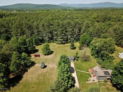 Alford, Becket, Egremont, Great Barrington, Lee, Lenox, Monterey, Mt Washington, New Marlborough, Otis, Sandisfield, Sheffield, South Lee, Stockbridge, Tyringham, West Stockbridge Single Family Home For Sale: 604 Polikoff Rd