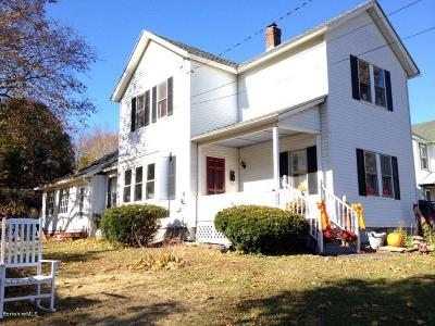 Dalton Single Family Home For Sale: 235 North St