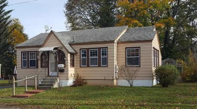 Pittsfield Single Family Home For Sale: 56 Wood Ave
